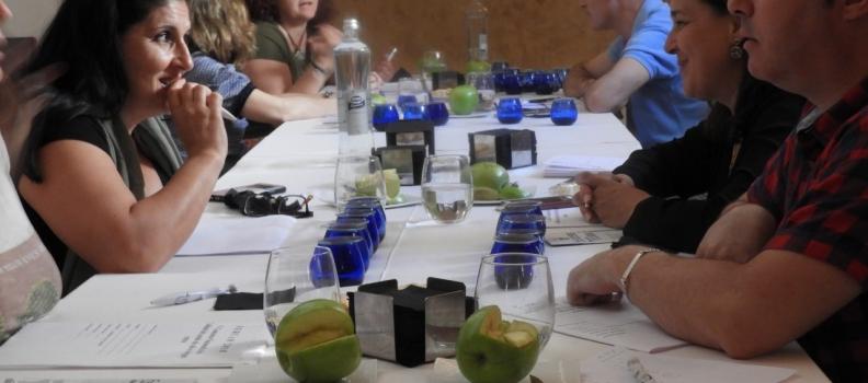 Cincuenta muestras participan en el V Concurso a la Calidad del Aceite de Oliva Virgen Extra de la Feria Nacional del Campo de Manzanares