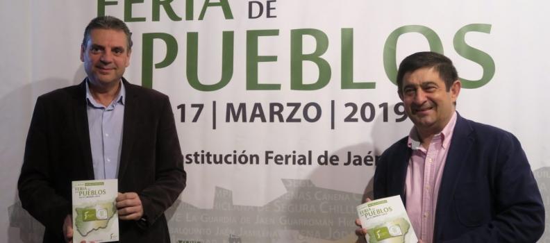 El AOVE será una edición más otro de los atractivos de la VI Feria de los Pueblos de la provincia de Jaén