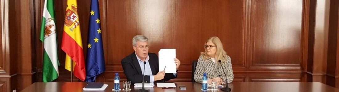 Fernández de Moya destaca la rebaja del IRPF en los módulos agrarios