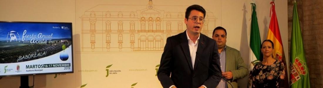 Más de medio centenar de actividades y noventa AOVEs conformarán el programa de la VI Fiesta del Primer Aceite de Jaén