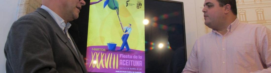 La Fiesta de la Aceituna de Martos espera congregar a 10.000 personas y rendirá homenaje al aceite y a los trabajadores del campo