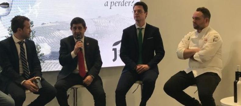 La provincia de Jaén se promociona en Fitur con más de 30 presentaciones y con el AOVE como protagonista