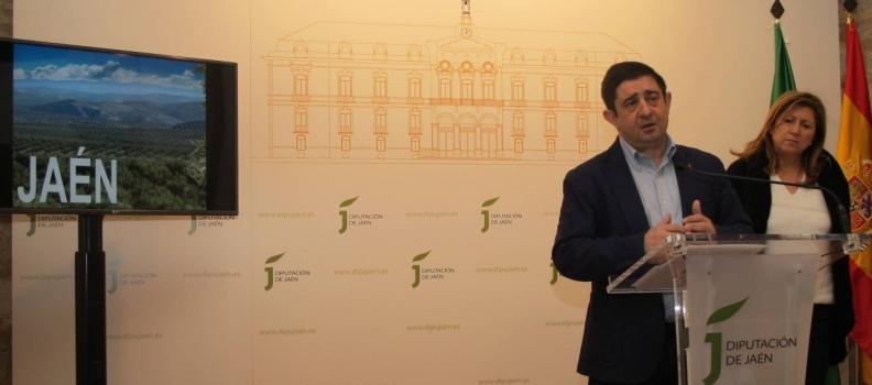 El oleoturismo y la entrega del distintivo Jaén Selección 2018 formarán parte de la oferta de Jaén en Fitur