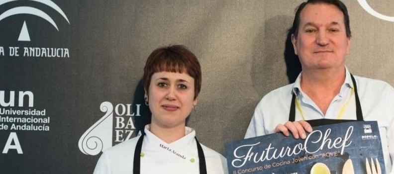 Marta Aranda gana la segunda edición de Futurochef