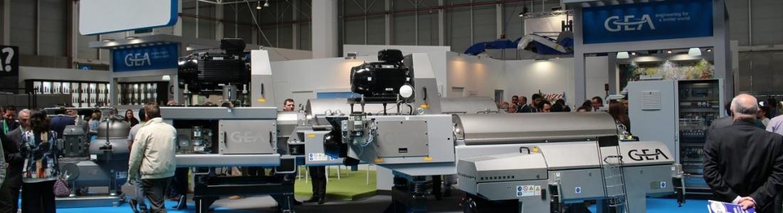 GEA dispondrá de uno de los mayores estand de Expoliva para dar a conocer sus equipos de extracción de aceite de oliva