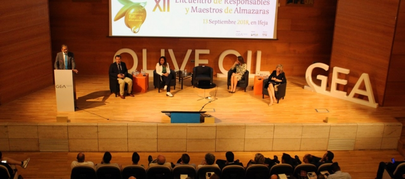 GEA organizará el XIII Encuentro de Maestros y Responsables de Almazara el 19 de septiembre en Jaén