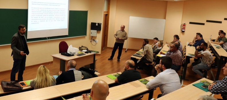 El Curso de Formación en Proceso de Elaboración de Aceite de Oliva Virgen de la UJA, GEA y Aemoda se celebrará en formato online en 2021