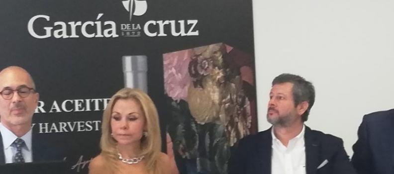 García de la Cruz presenta su primer aceite de la campaña con un amplio programa de actos