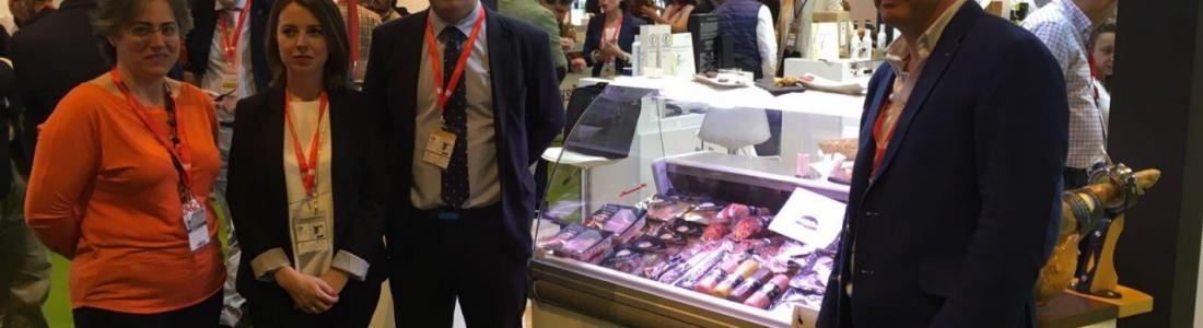 La Diputación de Jaén facilita que más de medio centenar de empresas promocionen sus productos en el Salón de Gourmets