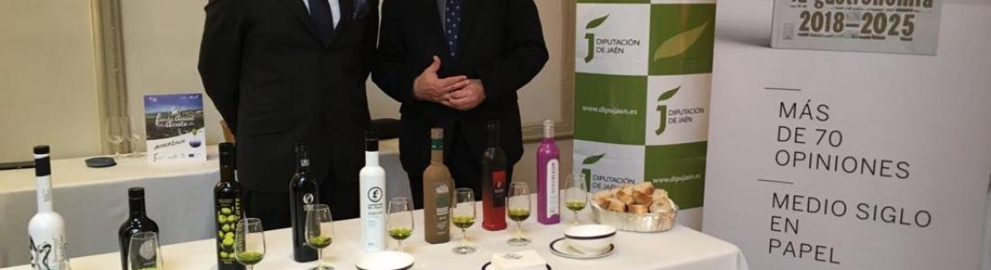 La Diputación de Jaén facilitará la presencia de los mejores productos agroalimentarios jiennenses en el 32 Salón de Gourmets