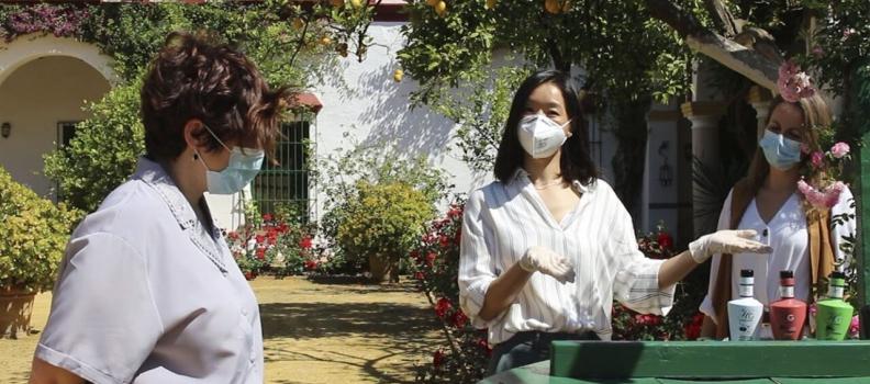 La Hacienda Guzmán reabrirá al público el 1 de septiembre con el oleoturismo como oferta de ocio seguro frente a la COVID-19