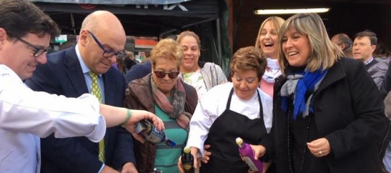 Un total de 35 AOVEs de Jaén, en la V Fiesta del Primer Aceite de Hospitalet