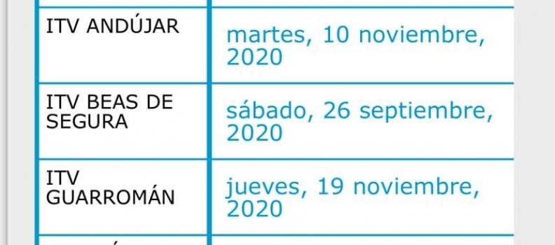 El PSOE denuncia que la Junta vuelve a colapsar las ITV a las puertas de la campaña de la aceituna