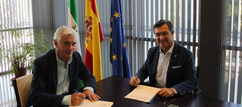 El Ifapa firma un convenio con el Colegio Oficial de Ingenieros Agrónomos de Andalucía que reforzará la colaboración de ambas entidades
