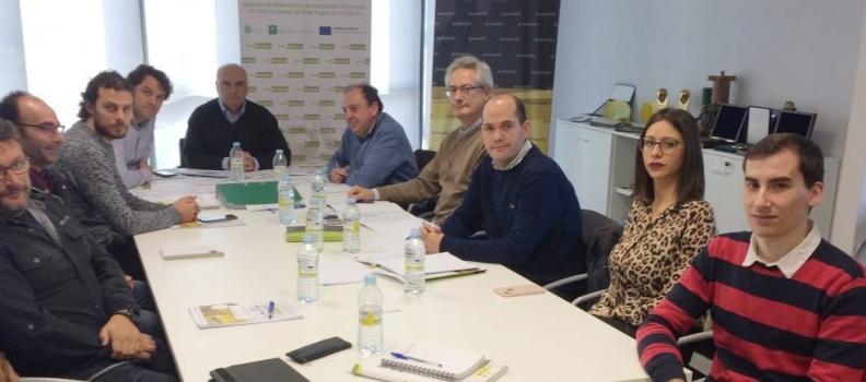 El grupo operativo Interpanel avanza en la armonización de paneles de cata de aceite de oliva
