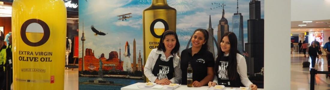 Aceites de Oliva de España y la Unión Europea presentan en Nueva York  «Olive Oil World Tour»