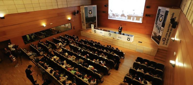 La Interprofesional celebra en Expoliva sus diez años de andadura