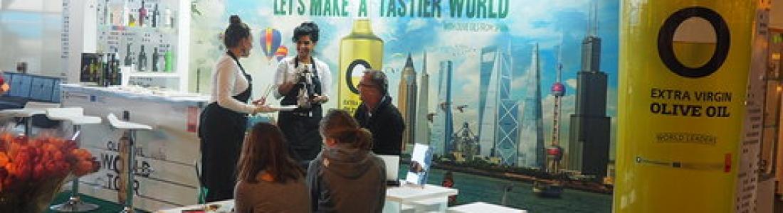 La Interprofesional del Aceite de Oliva y la UE presentan en Holanda la primera acción promocional de la campaña «Let's Make a Tastier World»