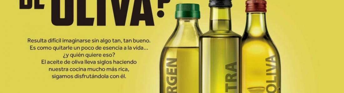 El consumo de aceites de oliva en el mes de marzo bate récord gracias a que los españoles vuelven a cocinar en el hogar