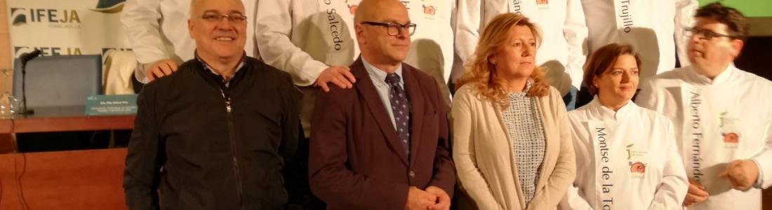 El Congreso Gastronómico Nacional Jaén AOVE homenajeará al chef Salvador Gallego y tiene como protagonista a los aceites de oliva