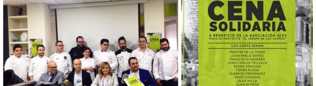 La Fundación Jaén Gastronómico organiza una cena solidaria con la participación de chefs de la provincia