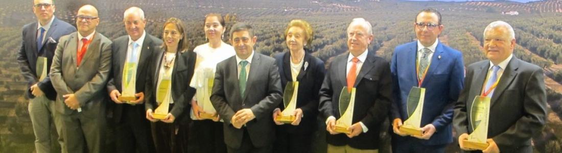 Entregados los reconocimientos a los ocho AOVEs Jaén Selección 2019