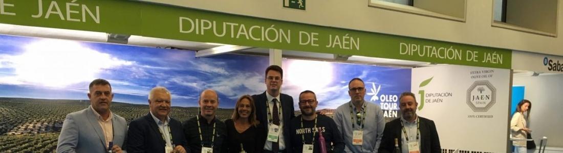 Los aceites Jaén Selección 2019, abanderados de la gastronomía jiennense en San Sebastián Gastronómika