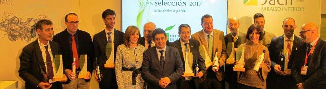 Entregados los reconocimientos a los Jaén Selección 2017