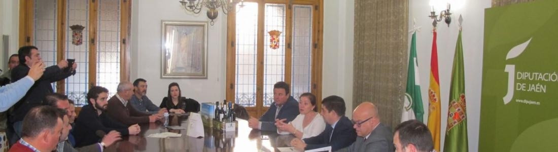 La Diputación y los Jaén Selección priorizan las acciones de promoción en la gastronomía