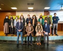 La Diputación entrega mañana lunes los distintivos Jaén Selección 2021 a los mejores aceites de oliva virgen extra