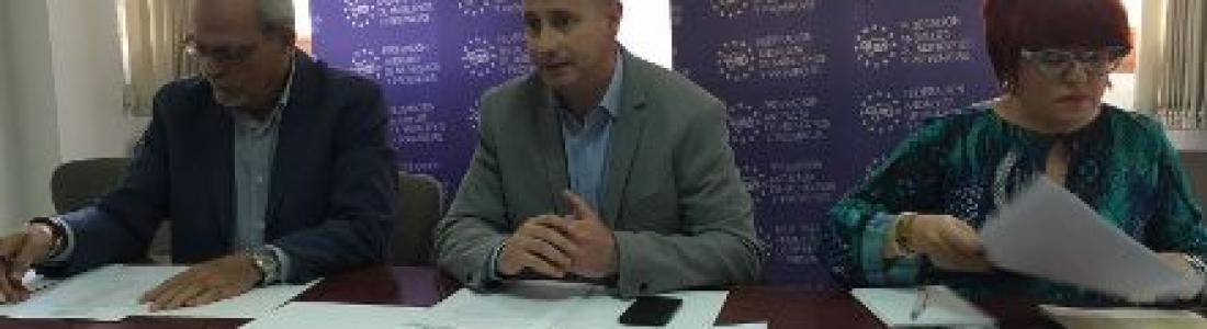 El alcalde de Jódar se estrena como presidente de la comisión de Agricultura de la FAMP con un informe sobre las prioridades del mundo rural