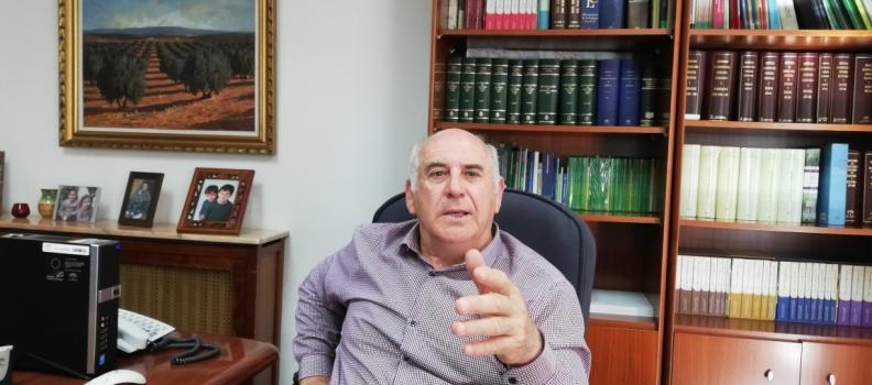"""Balbín dejará Agricultura en Jaén tras tres años y medio con un balance """"positivo, aunque siempre quedan cosas pendientes por hacer"""""""
