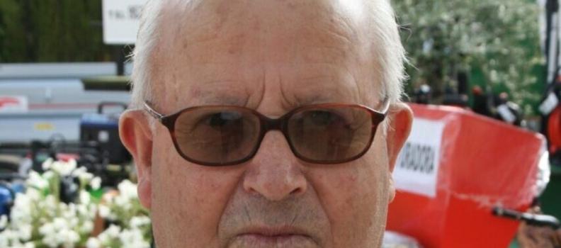 UPA lamenta la pérdida de Juan Conde, fundador y primer secretario general de UPA Jaén