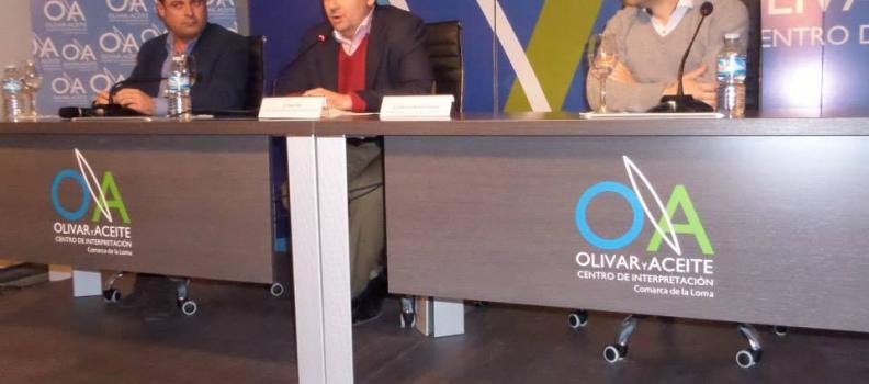 Juan Vilar analiza en el Centro Olivar y Aceite el sector oleícola