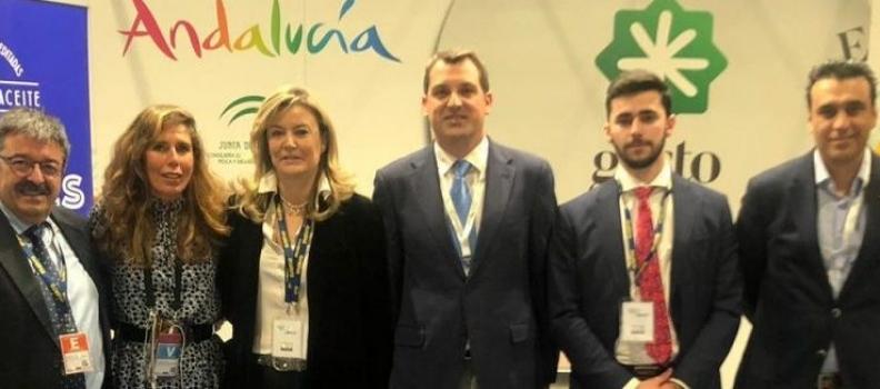 """Agricultura promociona los productos y la gastronomía andaluza en Madrid Fusión con la marca """"Gusto del Sur"""""""