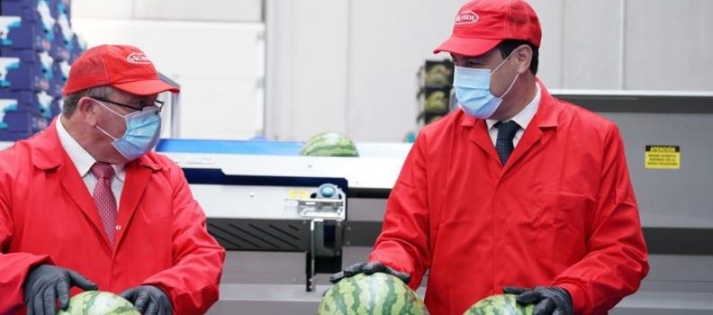 La Junta pone a disposición del sector agroalimentario 90 millones de euros a través del nuevo Plan de Refinanciación de Deuda
