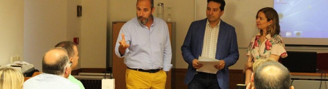 Clausurado el Curso de Experto en Gestión de Subproductos del Olivar organizado por la UNIA y dirigido por José Antonio La Cal
