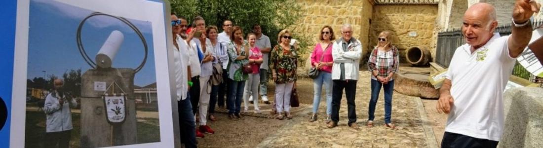 Jornada de Olearum en el Museo de la Cultura del Olivo de la Hacienda La Laguna de Baeza