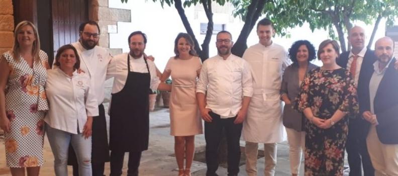 """Prestigiosos chefs elaboran el menú degustación del restaurante de la Escuela """"Hacienda La Laguna"""", que abre el próximo curso"""