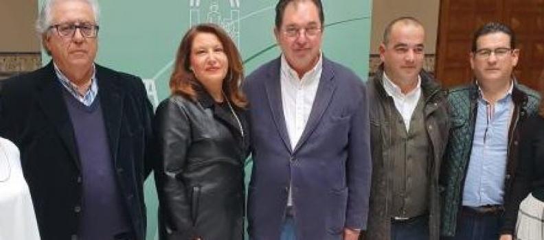 La Junta concede una ayuda de 5,1 millones para la modernización de regadío de «La Laguna»