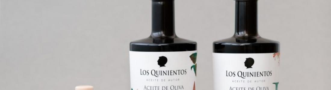 Aceite Los Quinientos, un picual de autor que ensalza las bondades del producto