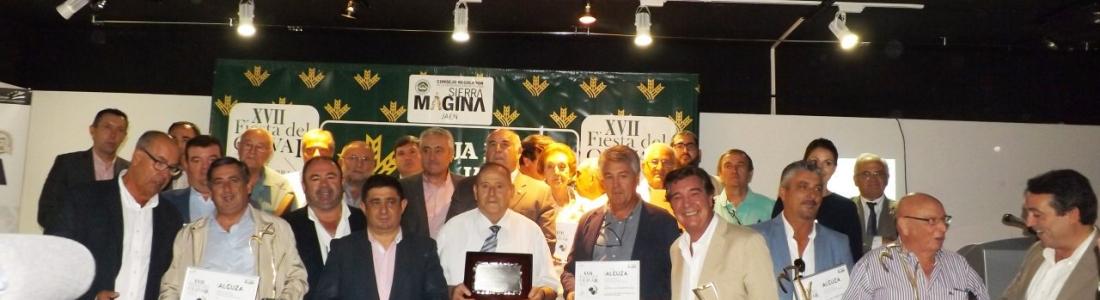 Entregados los Premios de la DOP Sierra Mágina en su Fiesta del Olivar y del Aceite de Oliva Virgen Extra