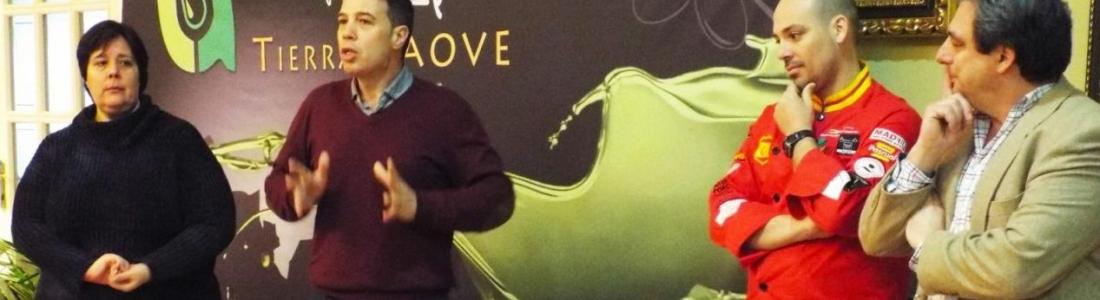 El chef Daniel García Peinado participa en Mancha Real en un curso sobre el uso del AOVE en la gastronomía