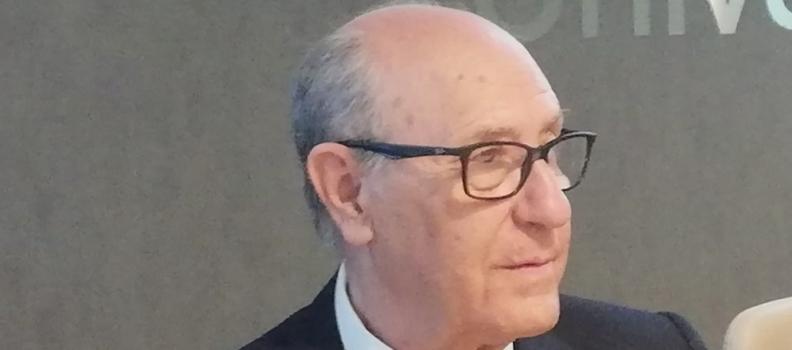 """Marino Uceda: """"El aceite de oliva no es un commodity, aunque hay mucha gente interesada en que lo sea, pero no lo es"""""""