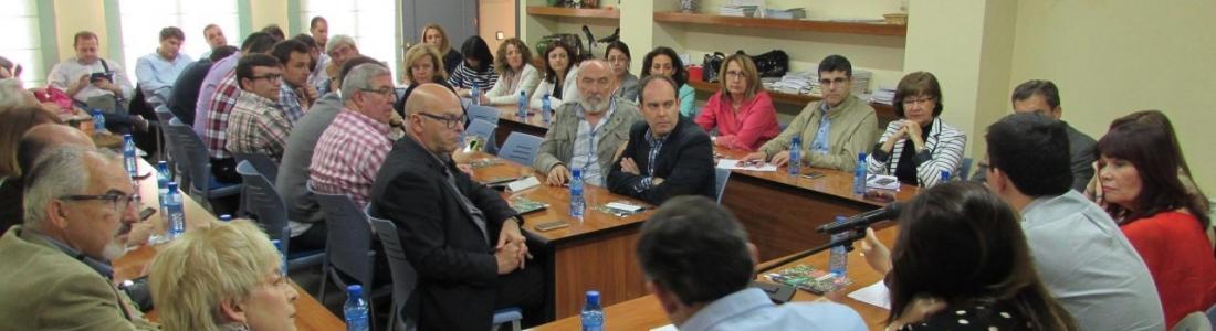 Mario Jiménez afirma que Jaén es «la gran víctima» de la PAC