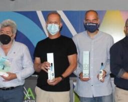 Los vencedores del III Premio Internacional de Relato Corto sobre Olivar de Másquecuentos recogen en Úbeda sus galardones
