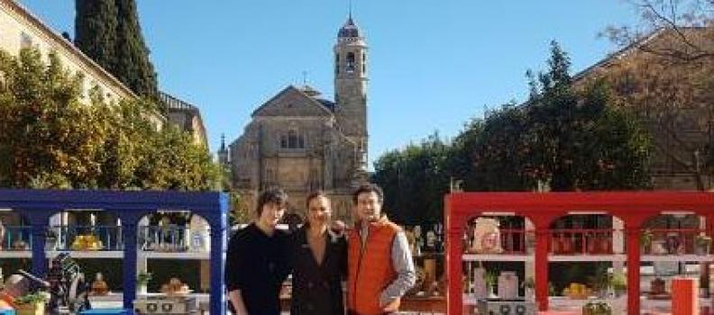 La Diputación subraya la promoción que la emisión mañana de MasterChef supondrá para Úbeda y la provincia de Jaén