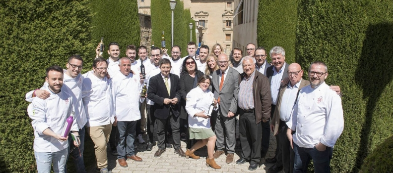 """Michelin lanza la Guía Verde """"Jaén Weekend"""", con información de interés para visitar la provincia"""