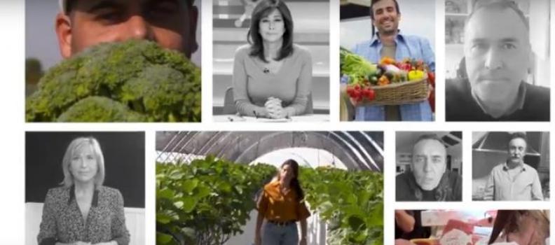 El Ministerio de Agricultura inicia la campaña#AlimentáisNuestraVida en apoyo de agricultores, ganaderos, pescadores y demás trabajadores del sector agroalimentario