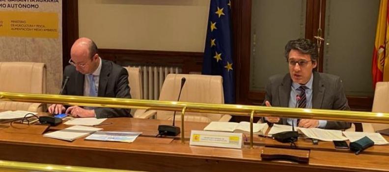 España solicita a la Comisión Europea medidas de apoyo a los sectores más afectados por la crisis del Covid-19